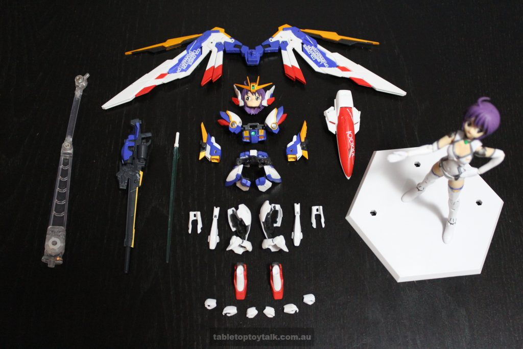 Wing Gundam Gear