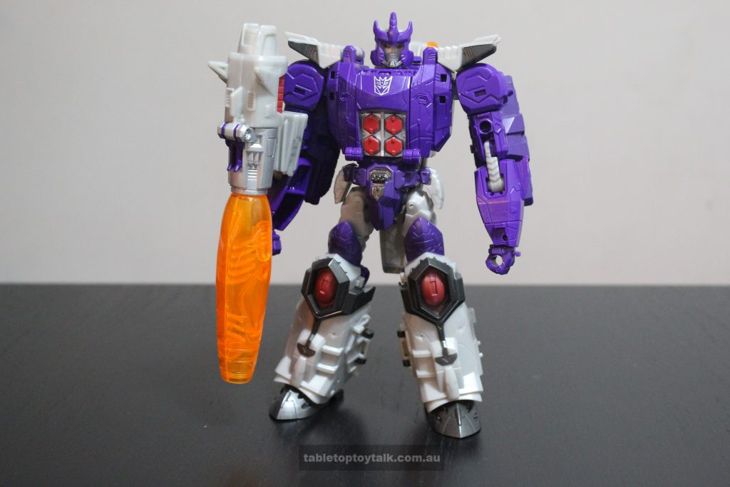 The Mighty Galvatron
