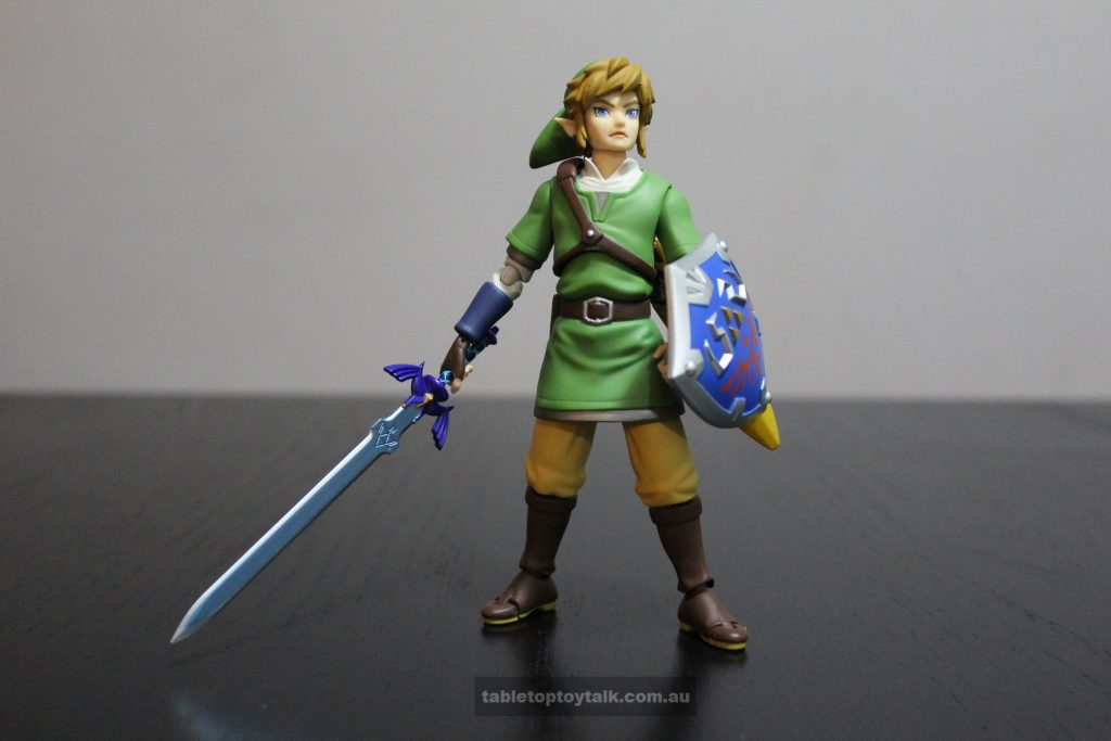 Link at the Ready